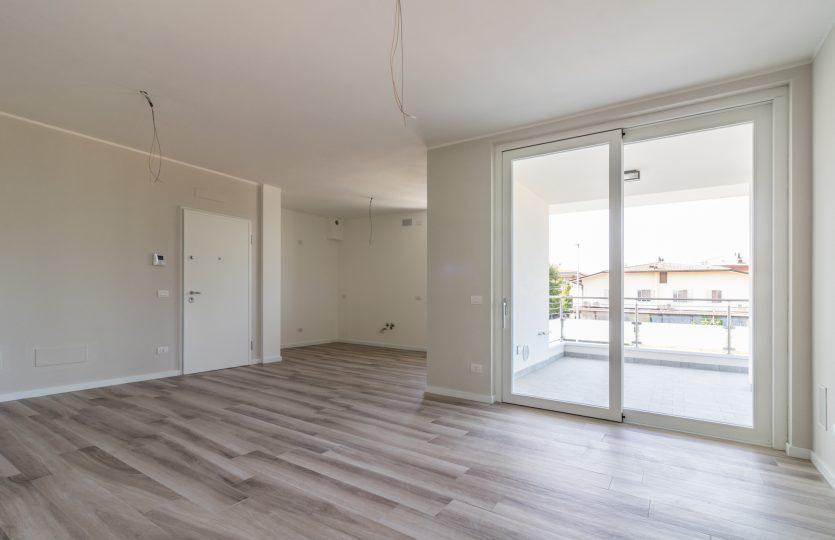Soggiorno - Ubersetto Maranello Fiorano Modenese Sassuolo appartamento nuova costruzione classe A