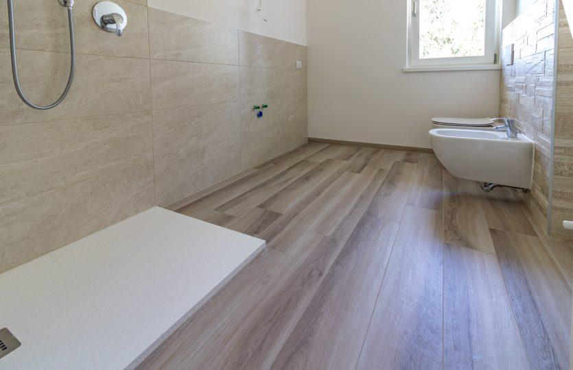 bagno - appartamento formigine nuova costruzione classe A4