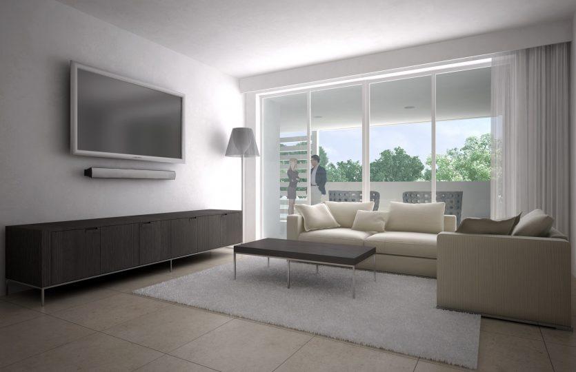 Rendering appartamenti nuova costruzione Formigine Maranello Ubersetto Fiorano Sassuolo classe A