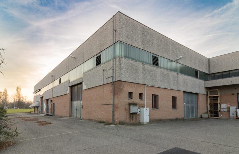 Formigine capannone in affitto via Dell'Artigianato